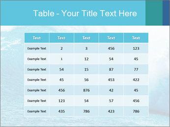 Blue Ocean PowerPoint Template - Slide 55