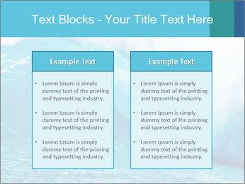 Blue Ocean PowerPoint Template - Slide 57