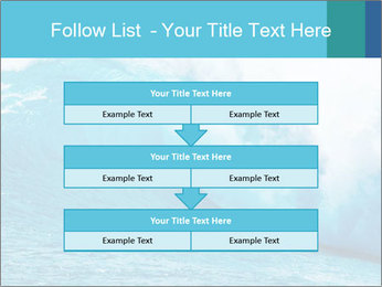 Blue Ocean PowerPoint Template - Slide 60