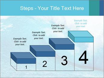 Blue Ocean PowerPoint Templates - Slide 64