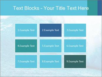 Blue Ocean PowerPoint Templates - Slide 68