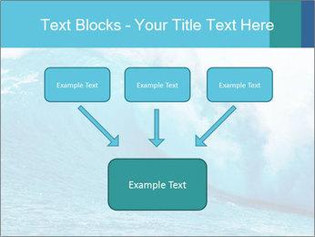 Blue Ocean PowerPoint Templates - Slide 70
