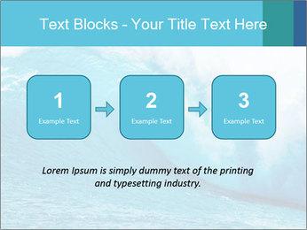 Blue Ocean PowerPoint Template - Slide 71