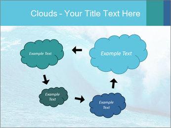 Blue Ocean PowerPoint Template - Slide 72