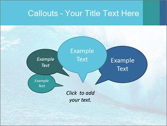 Blue Ocean PowerPoint Templates - Slide 73