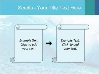 Blue Ocean PowerPoint Template - Slide 74