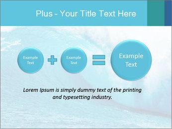 Blue Ocean PowerPoint Templates - Slide 75