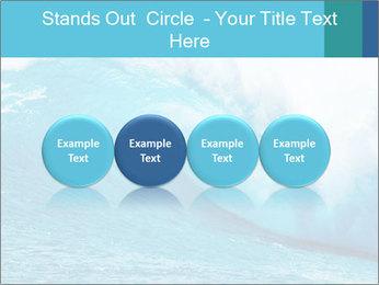 Blue Ocean PowerPoint Templates - Slide 76