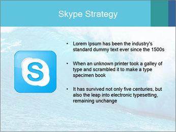 Blue Ocean PowerPoint Template - Slide 8