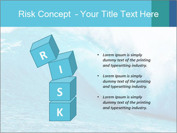 Blue Ocean PowerPoint Template - Slide 81