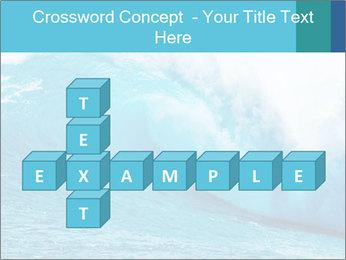 Blue Ocean PowerPoint Templates - Slide 82