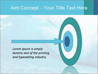 Blue Ocean PowerPoint Template - Slide 83