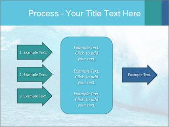 Blue Ocean PowerPoint Templates - Slide 85