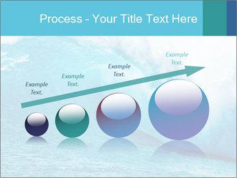 Blue Ocean PowerPoint Templates - Slide 87