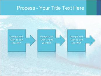 Blue Ocean PowerPoint Templates - Slide 88
