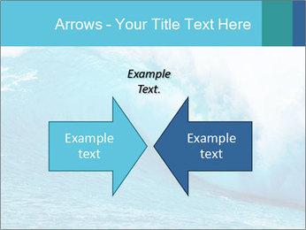 Blue Ocean PowerPoint Templates - Slide 90