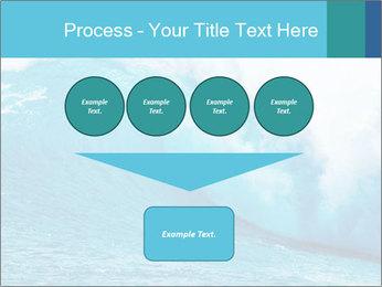 Blue Ocean PowerPoint Templates - Slide 93