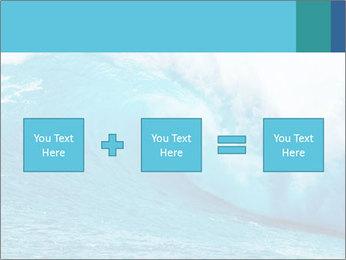 Blue Ocean PowerPoint Templates - Slide 95