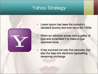 Hot young woman PowerPoint Templates - Slide 11