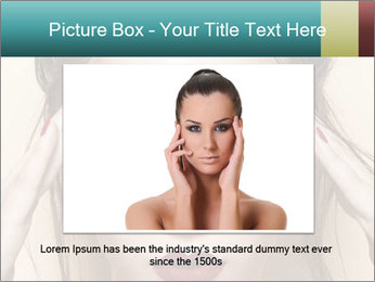 Hot young woman PowerPoint Templates - Slide 16