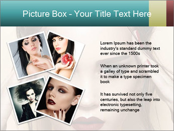 Hot young woman PowerPoint Templates - Slide 23