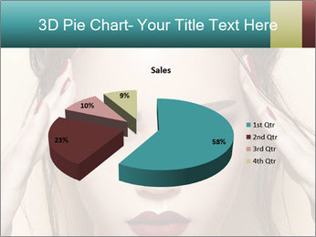 Hot young woman PowerPoint Templates - Slide 35