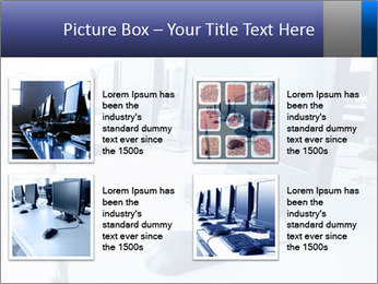 Computer Lab PowerPoint Template - Slide 14