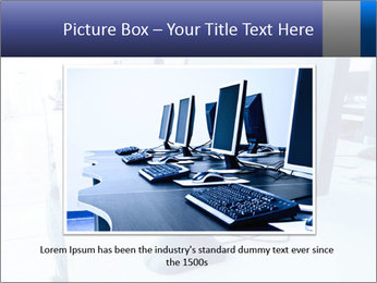 Computer Lab PowerPoint Template - Slide 15