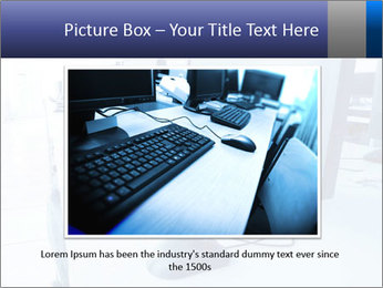 Computer Lab PowerPoint Template - Slide 16