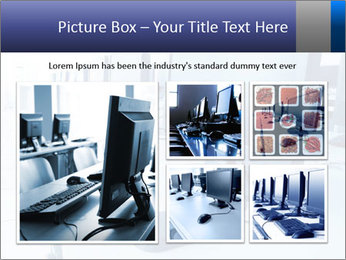 Computer Lab PowerPoint Template - Slide 19