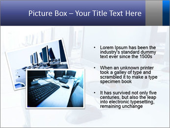Computer Lab PowerPoint Template - Slide 20
