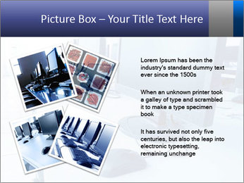 Computer Lab PowerPoint Template - Slide 23