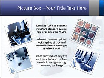 Computer Lab PowerPoint Template - Slide 24