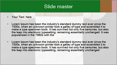 A last pad PowerPoint Template - Slide 2