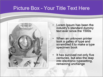Portrait of man PowerPoint Template - Slide 13