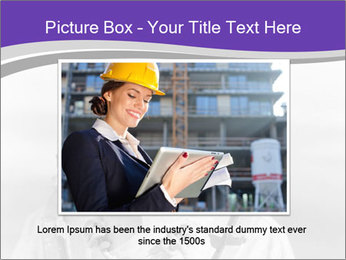Portrait of man PowerPoint Templates - Slide 16