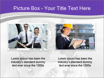 Portrait of man PowerPoint Template - Slide 18