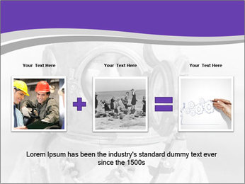 Portrait of man PowerPoint Template - Slide 22