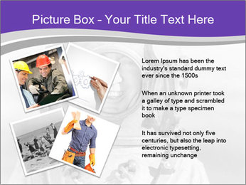 Portrait of man PowerPoint Template - Slide 23
