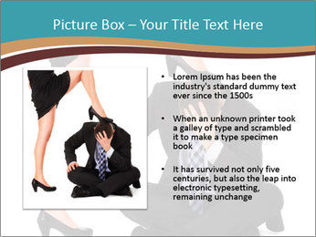 Sexy woman PowerPoint Template - Slide 13