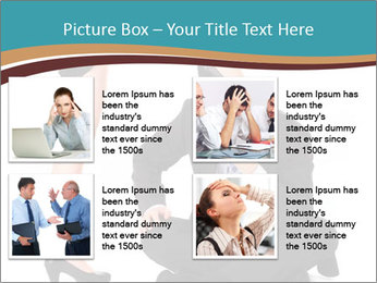 Sexy woman PowerPoint Templates - Slide 14