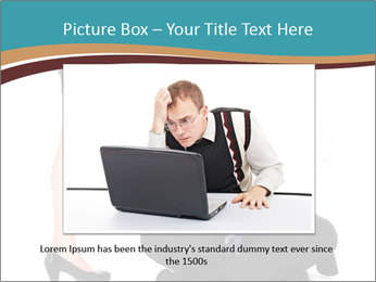 Sexy woman PowerPoint Template - Slide 15