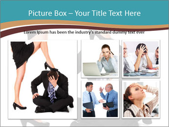Sexy woman PowerPoint Template - Slide 19