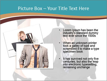 Sexy woman PowerPoint Template - Slide 20