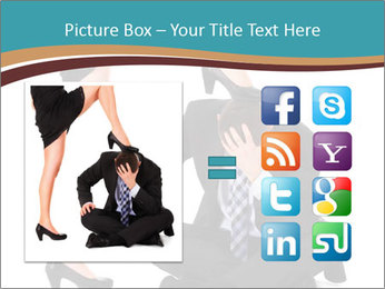 Sexy woman PowerPoint Templates - Slide 21