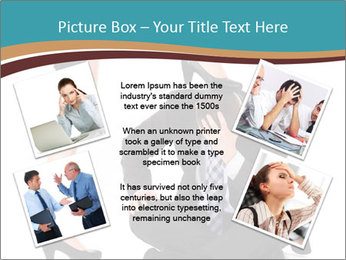 Sexy woman PowerPoint Templates - Slide 24