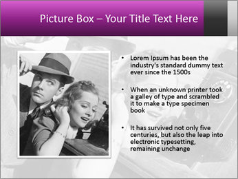 Telephone PowerPoint Template - Slide 13