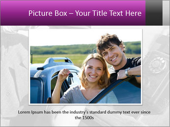 Telephone PowerPoint Template - Slide 16
