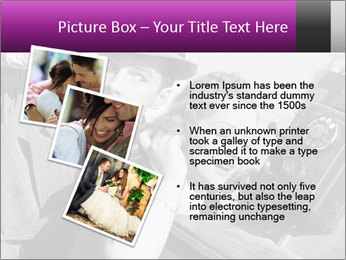Telephone PowerPoint Template - Slide 17