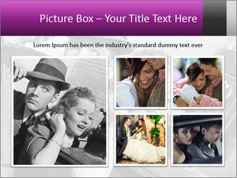 Telephone PowerPoint Template - Slide 19